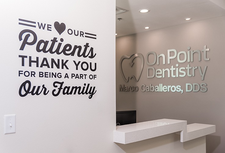 interior dental signs